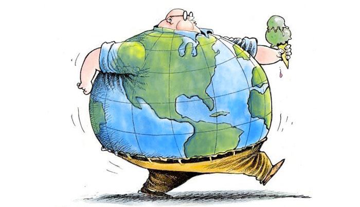 Esempi di obesita