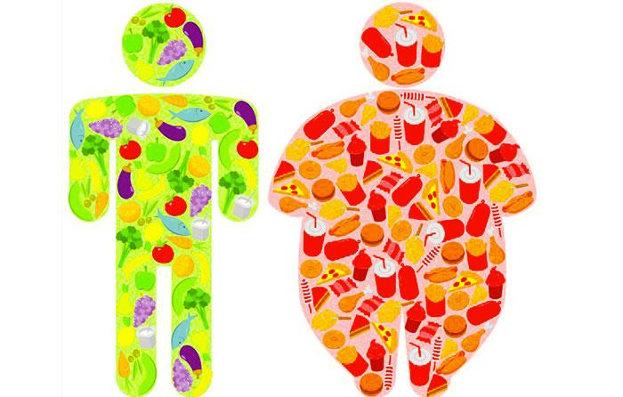 come affrontare l obesità