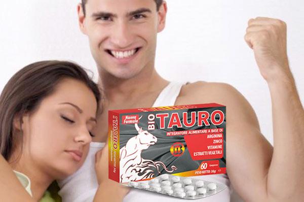 Bio Tauro integratore sessuale
