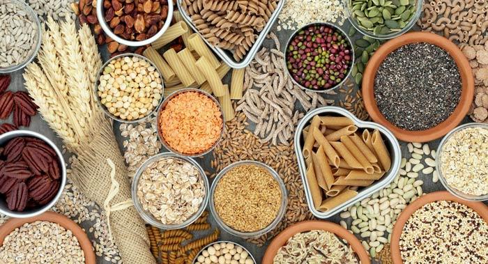 Fibre alimetari cosa sono e in quali alimenti