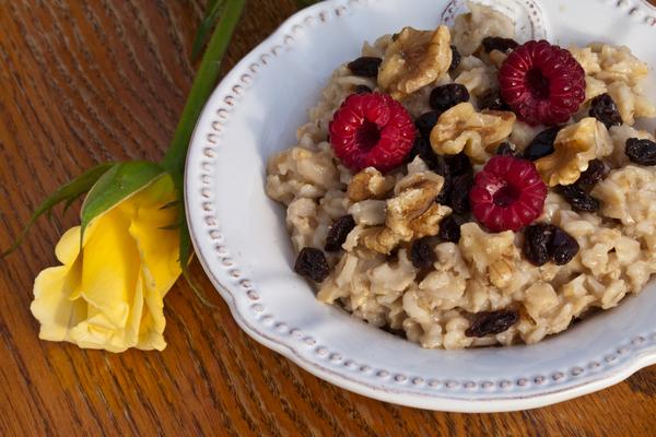 Come assumere le fibre a colazione