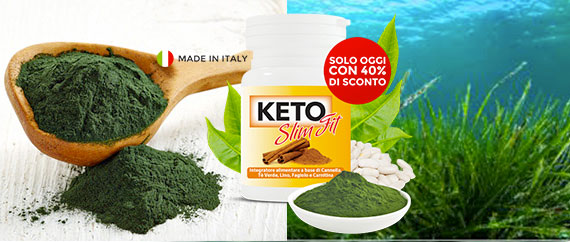 Ingredienti di Keto Slim Fit