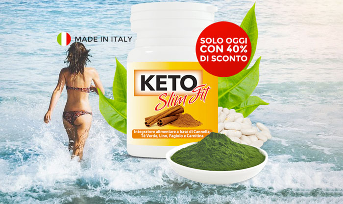 Integratore Keto Slim Fit