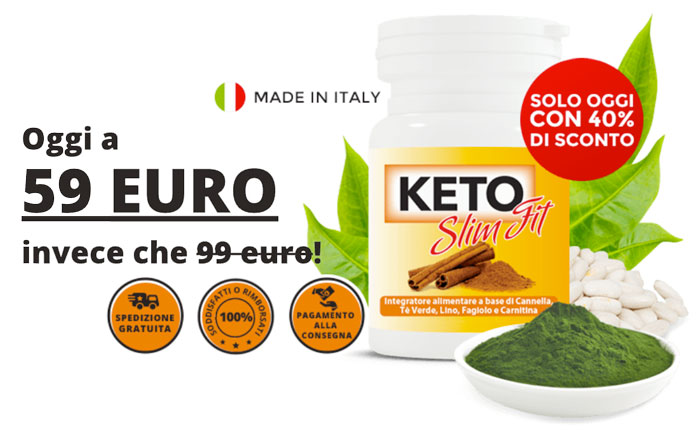 Costo di keto Slim Fit