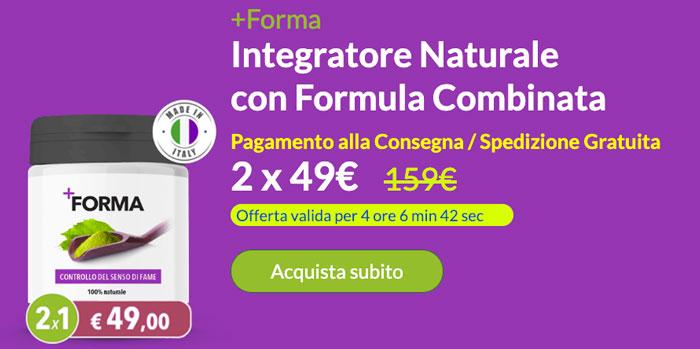 Prezzo dell'integratore +Forma