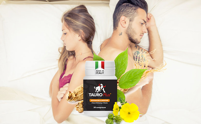 Integratore Tauro Plus
