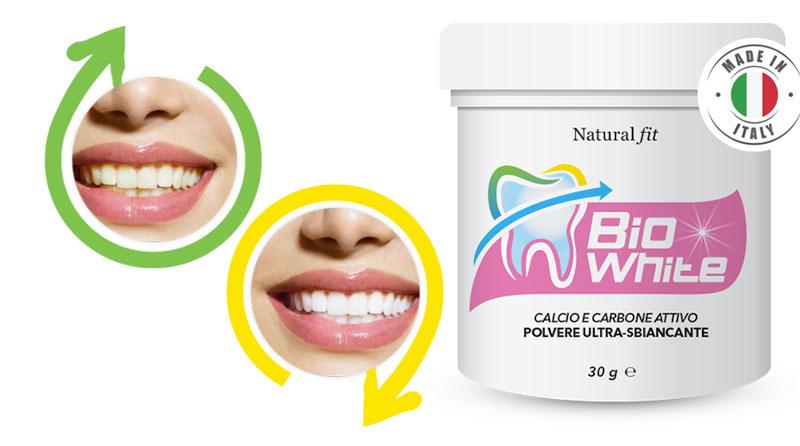 Bio White per sbiancare i capelli