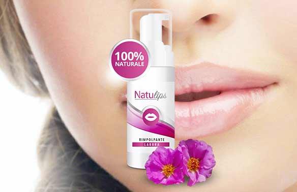 Natulips siero rimpolpante per labbra