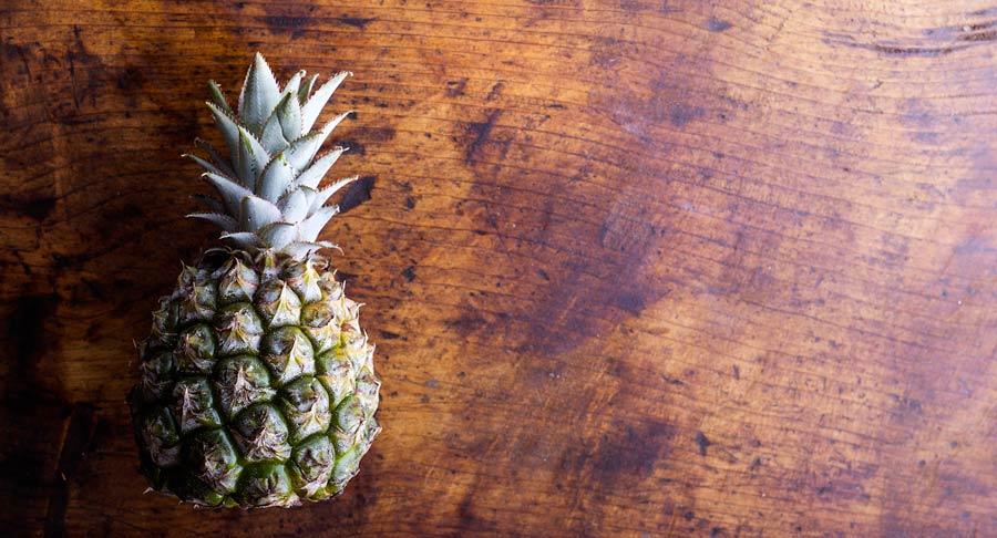 Bromelina dell ananas