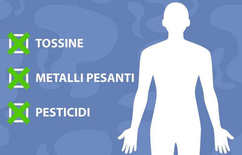 Eliminare tossine coi cerotti detox