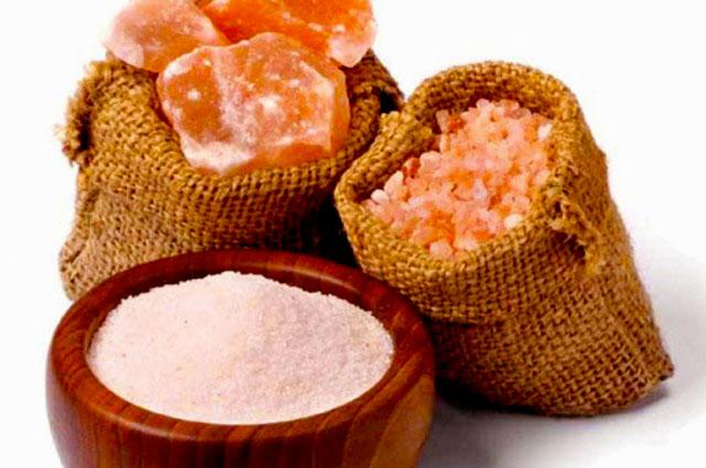 Principi attivi dei cerotti di sale