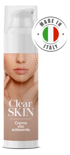 Crema per le macchie del viso ClearSkin