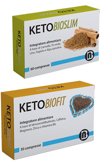 Keto Bio slim e fit