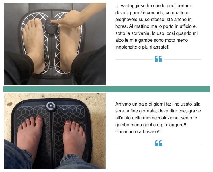 Opinioni su Foot Energy