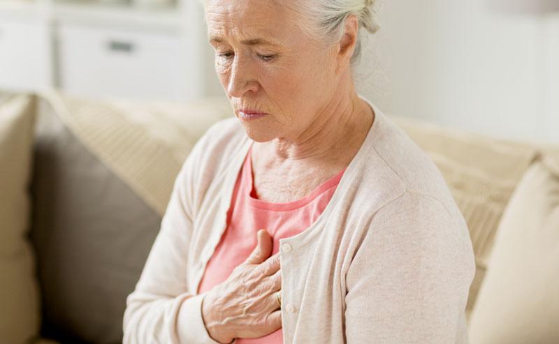 Infarto sintomi e cause
