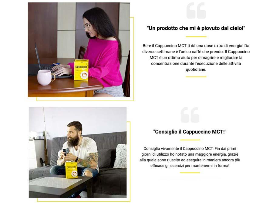 Opinioni su Cappuccino Mct