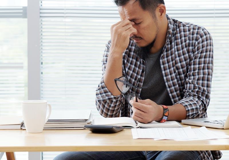 Stress sintomi