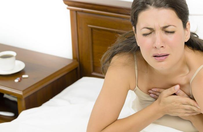 Tachicardia cause