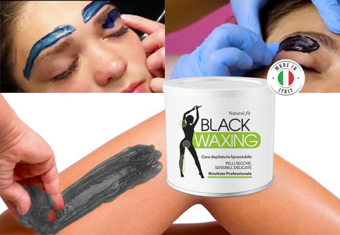 Ceretta Black Waxing