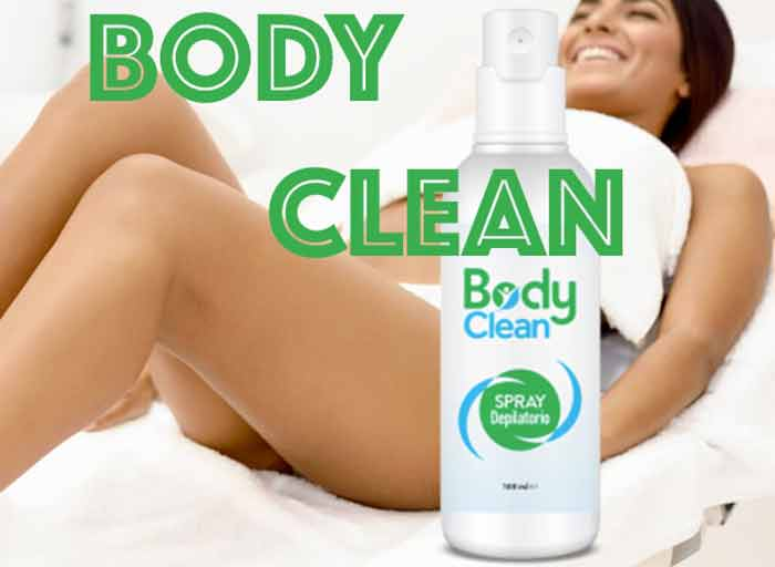 Body Clean Spray