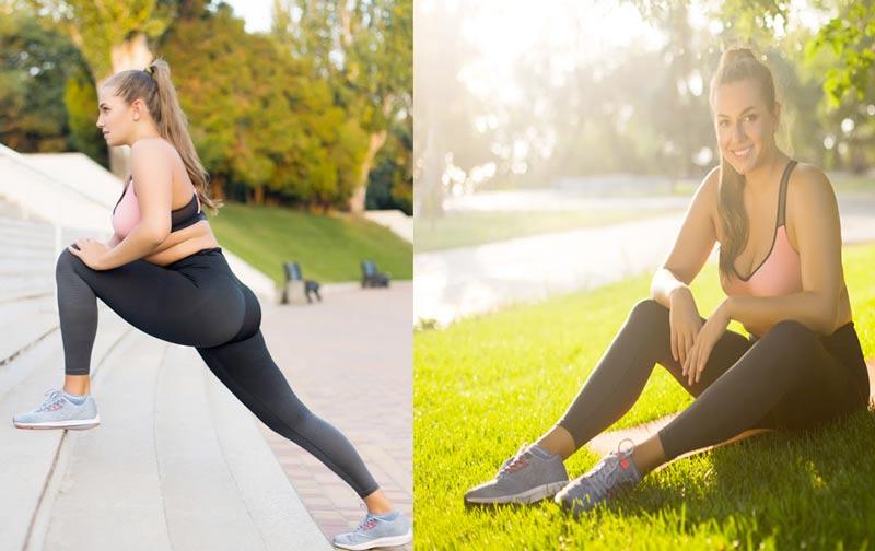 come funzionano i leggings Silene Wear