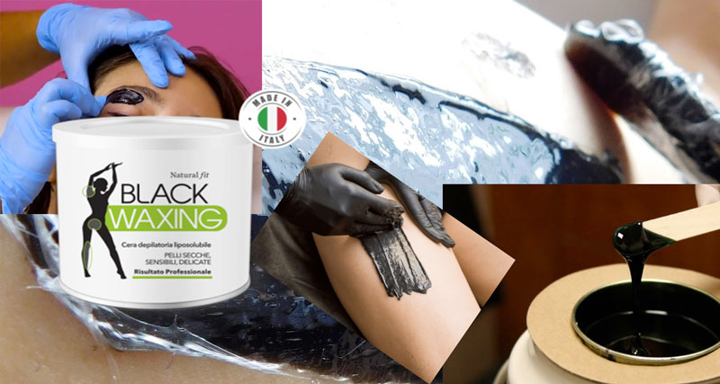 Come si usa Black Waxing