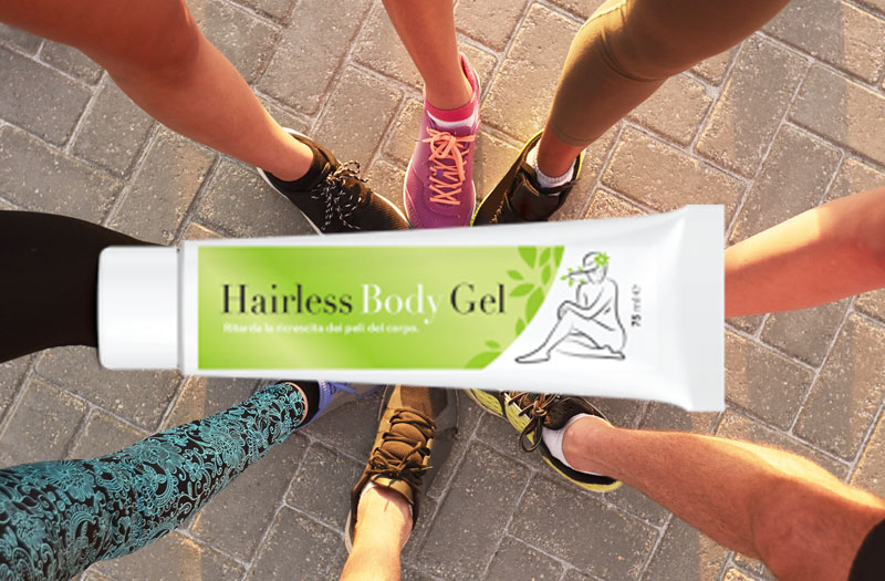 Opinioni sul gel Hairless Body Gel