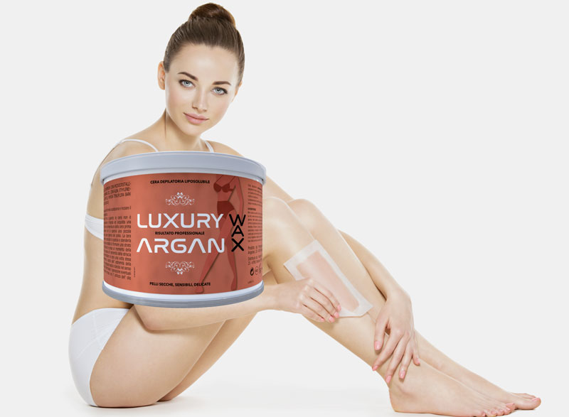 come funziona Argan Wax