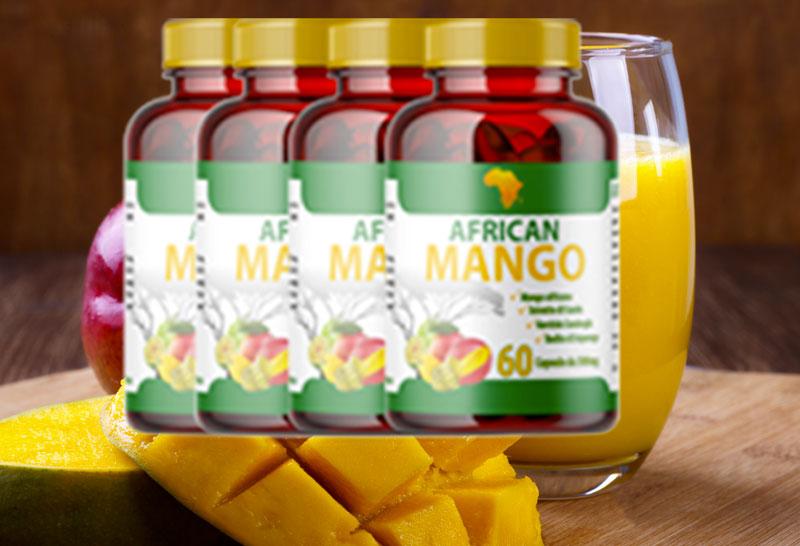 Integratore African Mango