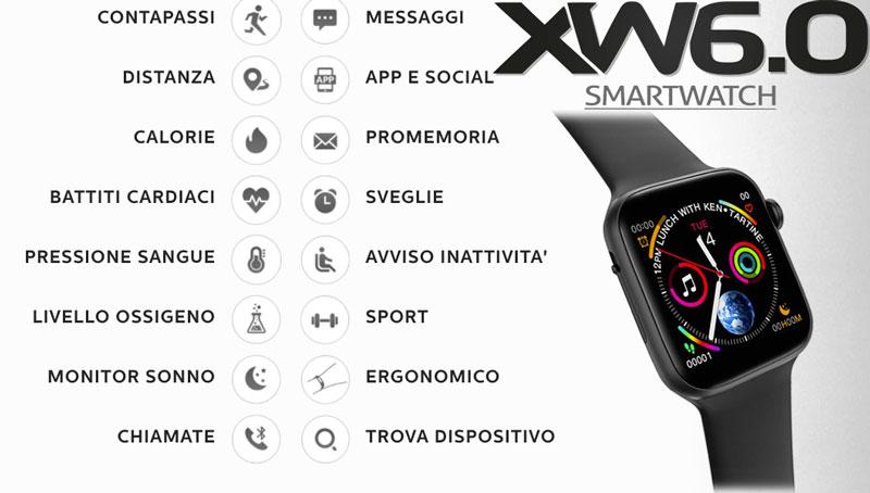 Funzioni di XW 6.0