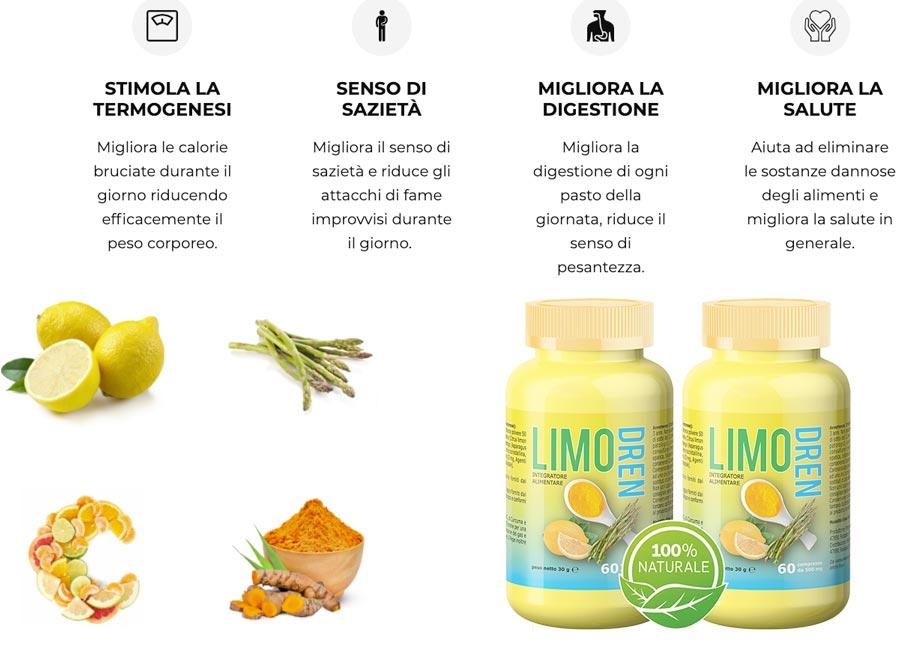 Come funziona Limodren
