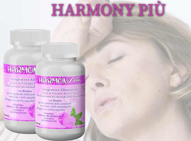 Integratore Harmony piu