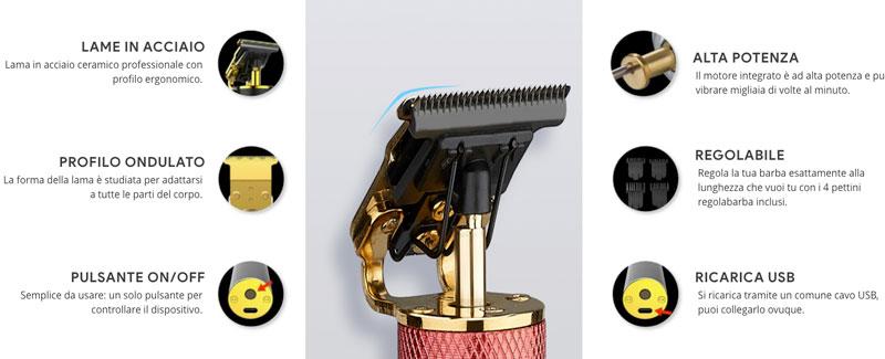 come funziona Xpower Trimmer