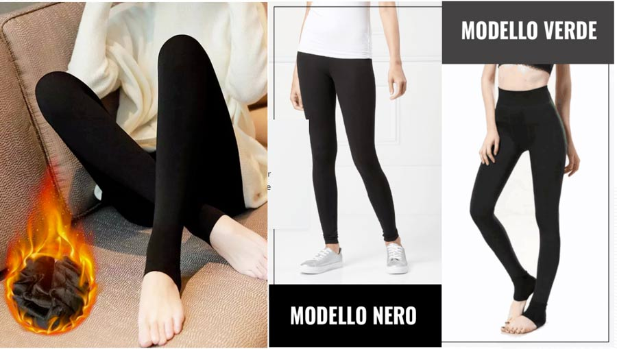 Come funzionano i Winter Legs