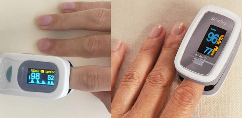 Saturimetro da dito migliore
