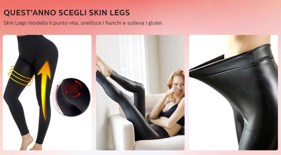Recensioni su Skin Legs