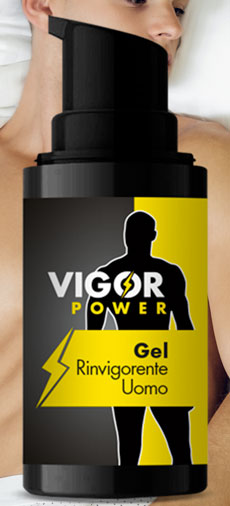 Gel sessuale Vigor Power