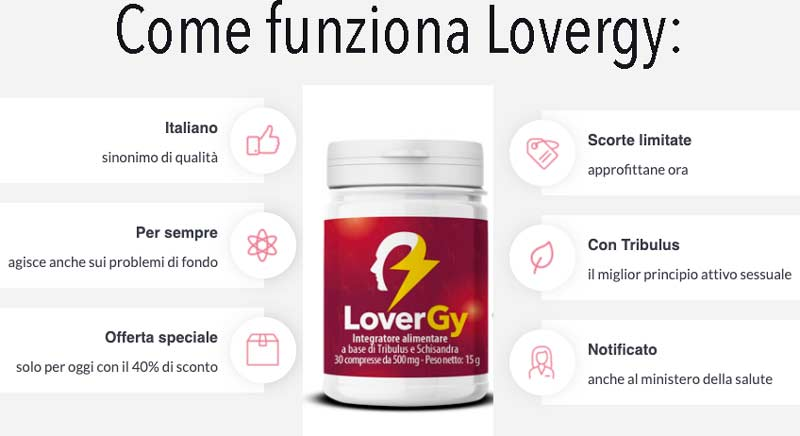 Come funziona Lovergy